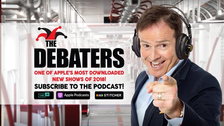 Home | The Debaters with Steve Patterson | CBC Radio