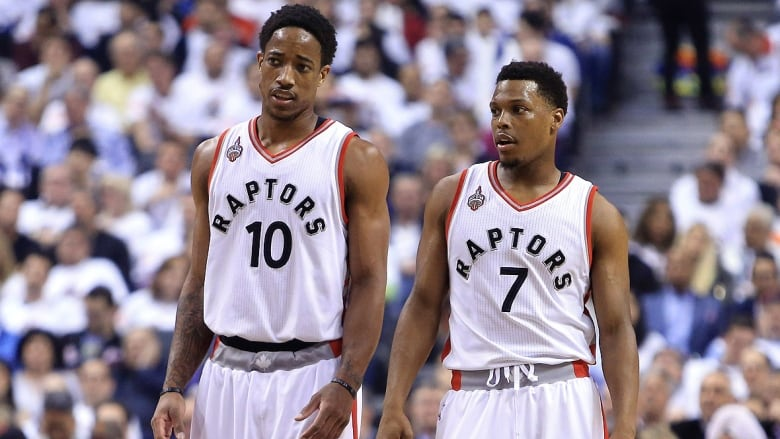 new product 64c4c eabfb DeRozan: 'I had to be sacrificial lamb' for Raptors' playoff ...