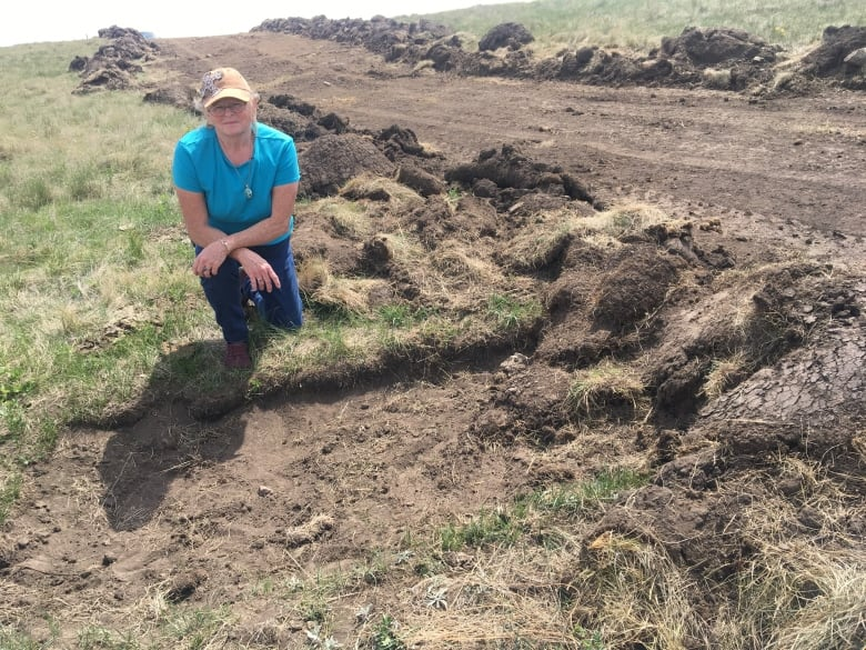 Saskatchewan First Nations want road project stopped after rare artifact discovery
