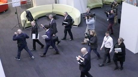 Australia Media Raid