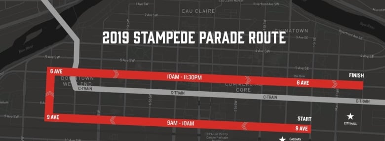 The 2019 Calgary Stampede Parade Is On July 5 Calgary