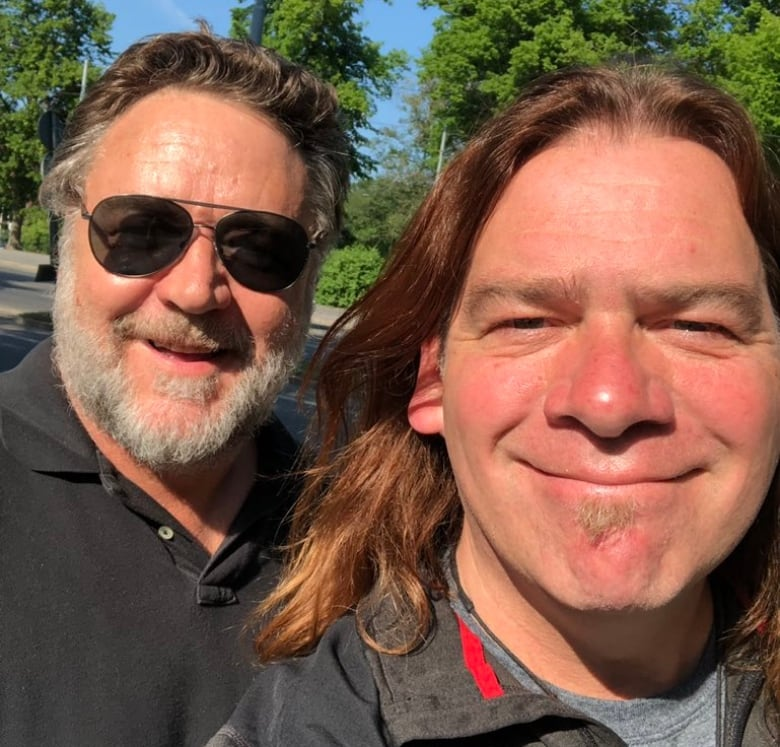 What do Alan Doyle, Russell Crowe and Abba have in common? A