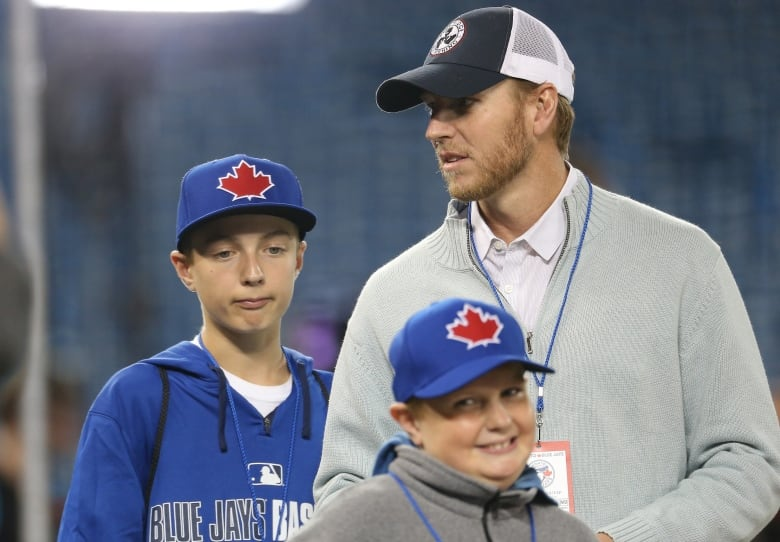 Blue Jays draft son of late, all-star pitcher Roy Halladay