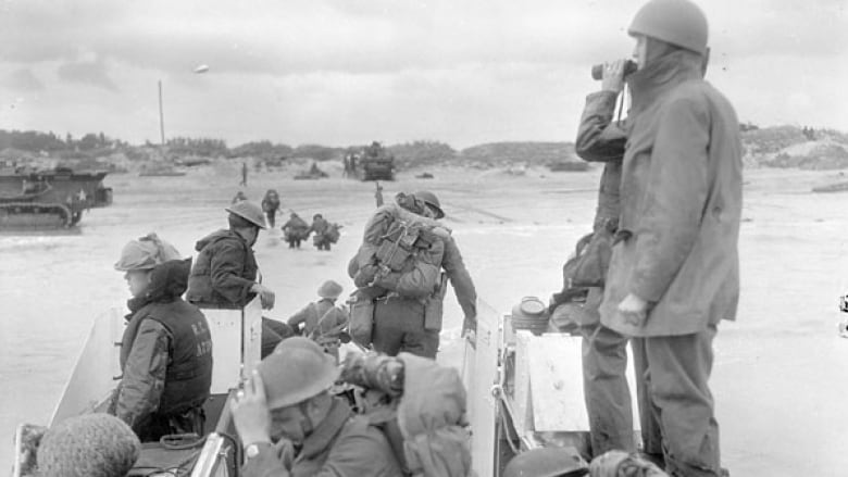 Juno Beach experience will be shared with a lifetime of P.E.I. students