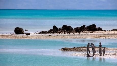 Kiribati climate