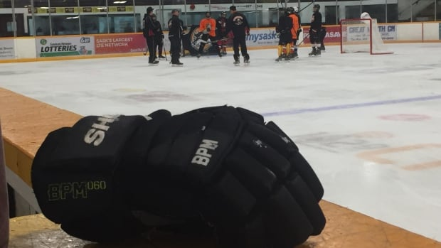 Hockey school working to prevent youth suicides in northern communities | CBC News