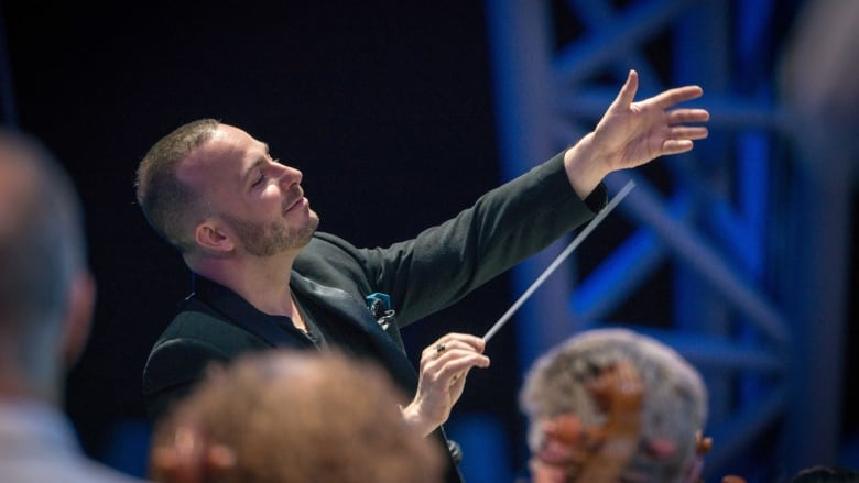 Yannick Nézet-Séguin has renewed his contract with Montreal's Orchestre Métropolitain — for life