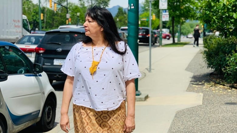 'I was just shocked': Cree woman makes bold statement against racial profiling