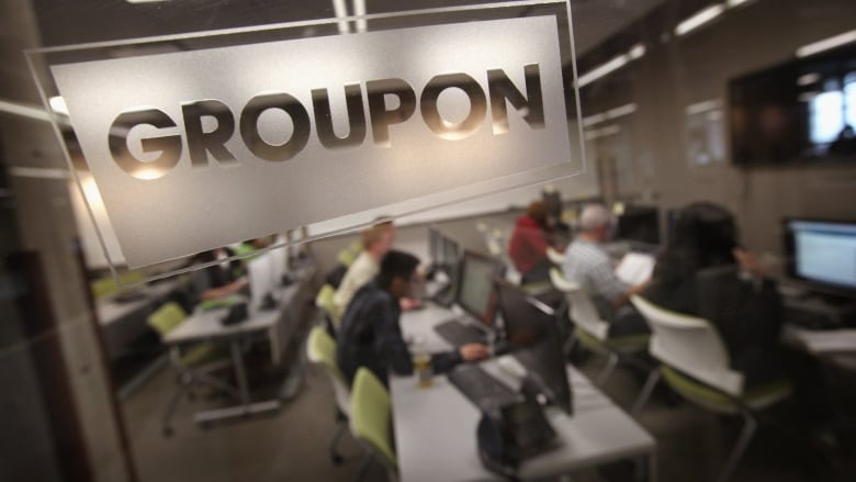 Quebec business owners say Groupon owes them cash as its northern presence fades