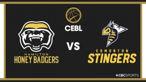 (Live at 9:00 pm ET) Canadian Elite Basketball League on CBC: Hamilton Honey Badgers at Edmonton Stingers