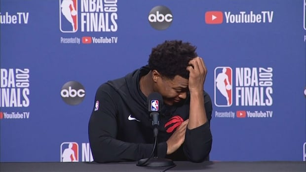 How a teen reporter's question to Kyle Lowry was heard around the