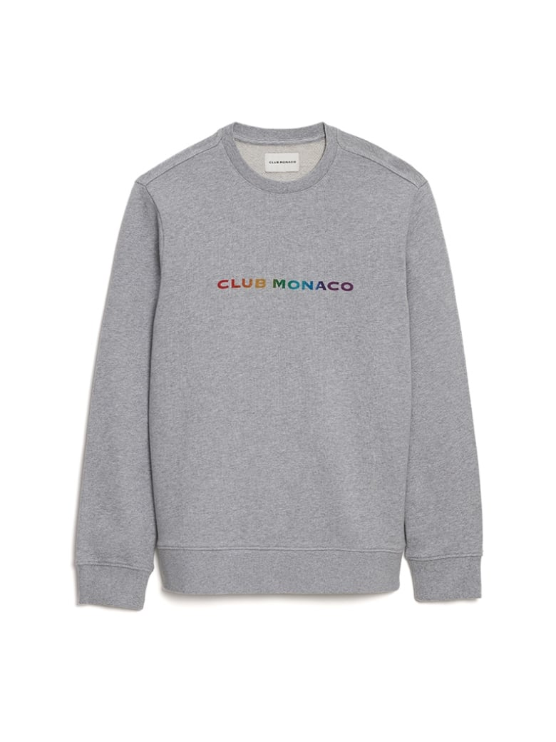 bab3020a Club Monaco has released a limited edition crewneck sweatshirt this month  in celebration of Pride and the 50th anniversary of the Stonewall Uprising.