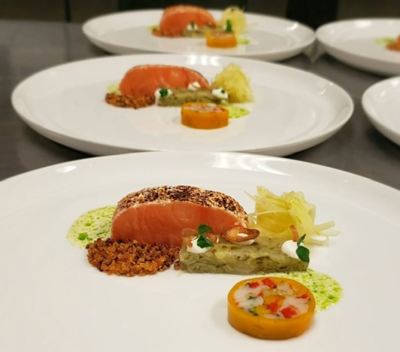 Edmonton chefs practise by night to win spot in global competition