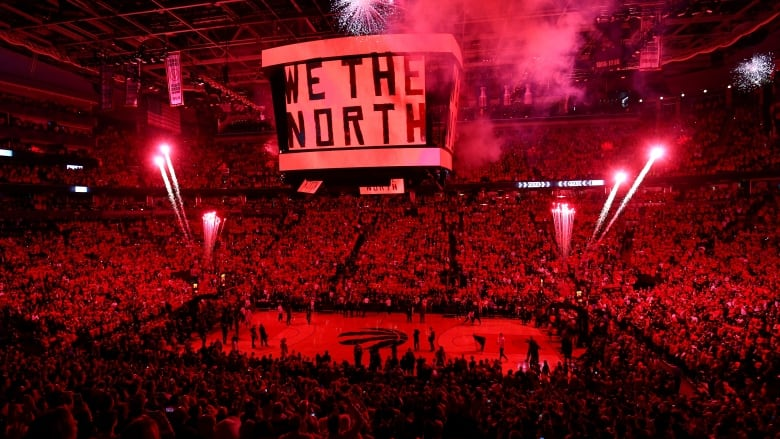Ticats Move Up Game Time For Nba Finals Offer Raptors Fans A Free Jurassic Park Cbc News