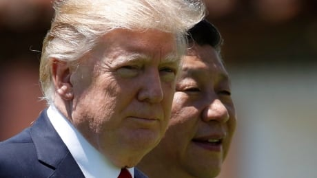 Trump hails potential meeting with China's Xi to break trade logjam
