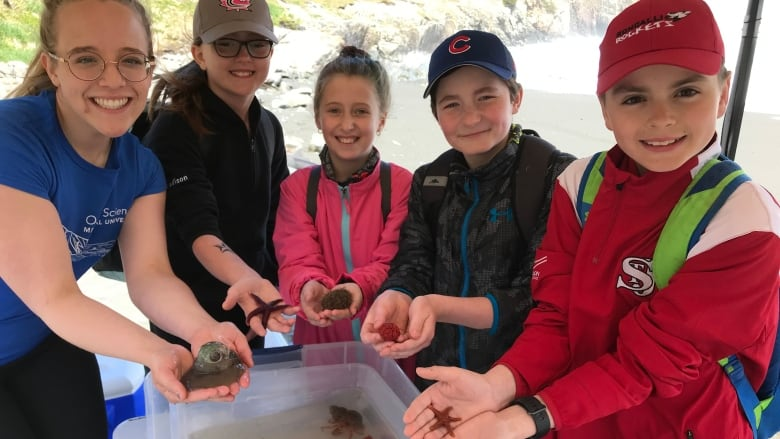 How sea creatures helped these kids learn 'the ocean is more