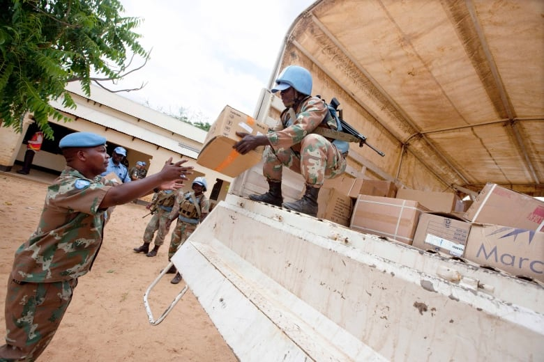 Sudanese forces still committing war crimes in Darfur