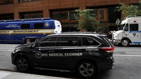 NEW YORK-CRASH/HELICOPTER