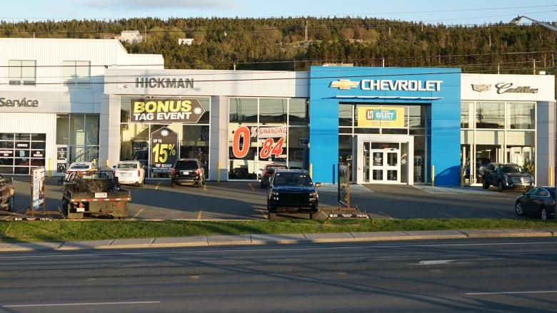 Hickman Motors St Johns >> Hickman Motors Sues Mount Pearl Man Over Alleged Fraud Days After