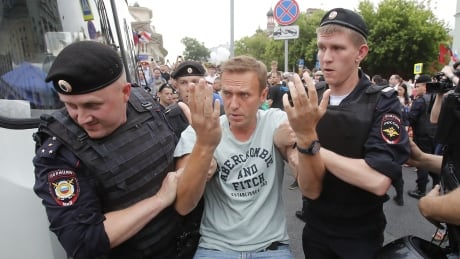 RUSSIA-JOURNALIST/PROTESTS