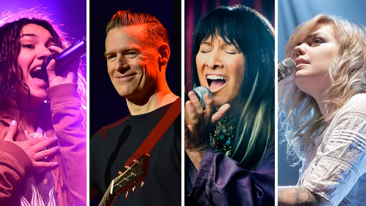 Here are the songs for the 2019 Canadian Music Class Challenge