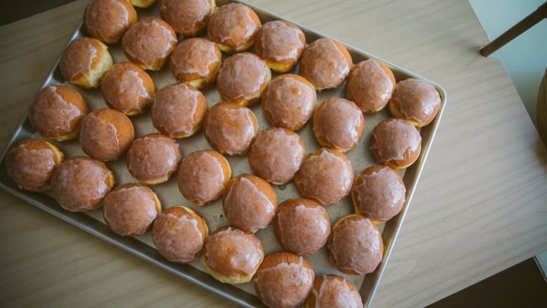 'Pillowy' pączki can be found at this Polish pastry shop in Etobicoke