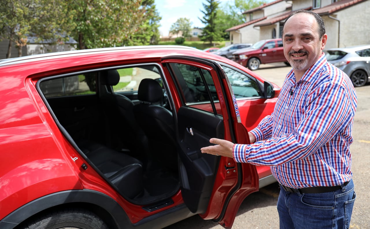 How To Be An Uber Driver >> How Edmonton S Most Uber Uber Driver Lost His Perfect Score