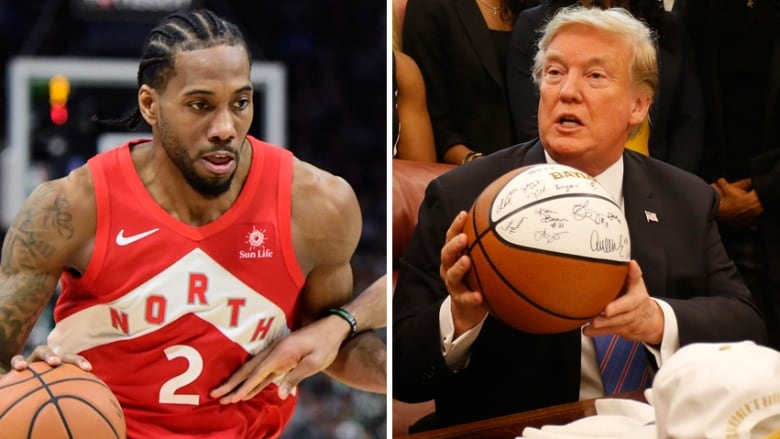 If the Raptors pull off an NBA championship, would Canada's team get