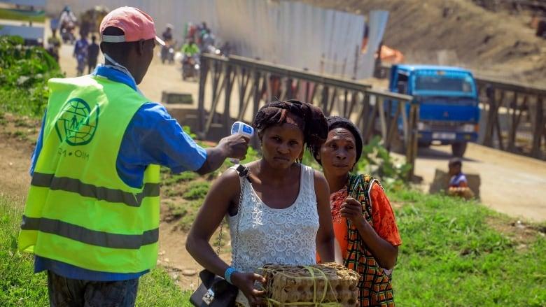 2nd Ebola patient dies in Uganda, health ministry says
