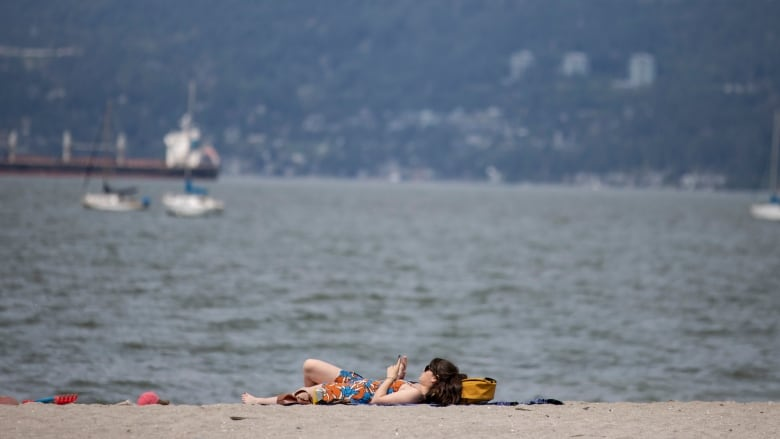 Surging temperatures break 18 heat records in southern B C  | CBC News