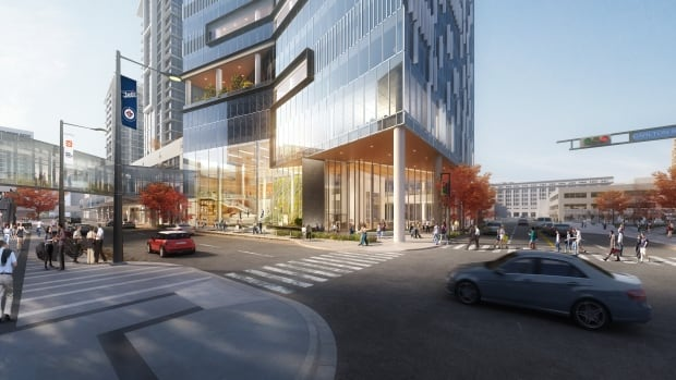 Wawanesa Car Insurance >> Footprint Of True North Square Growing As The 5th Tower To