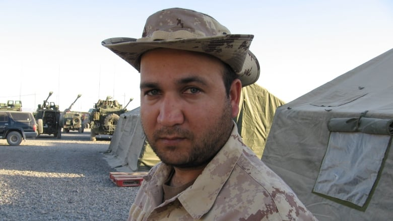 The war that won't end: Civilian who served in Afghanistan still fighting for PTSD benefits