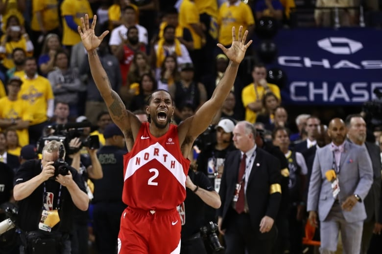NBA Finals 2019: Warriors-Raptors Game 2 breaks Canadian viewership record