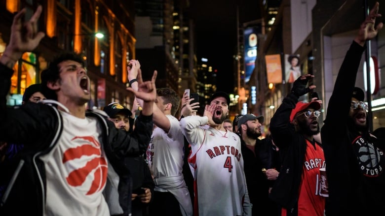 Everything you need to know about the Raptors' victory parade