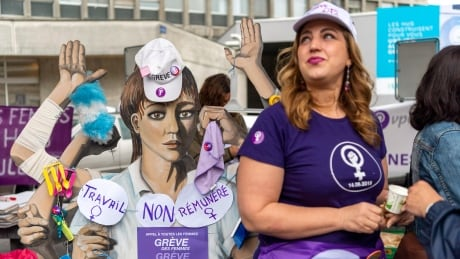 Women strike in Switzerland for fairer pay, more equality