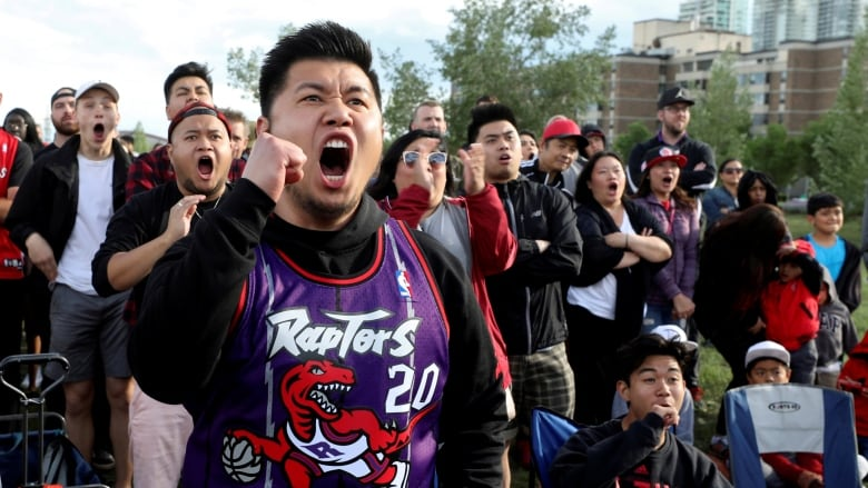 Canada's love affair with the Toronto Raptors — Michael's essay