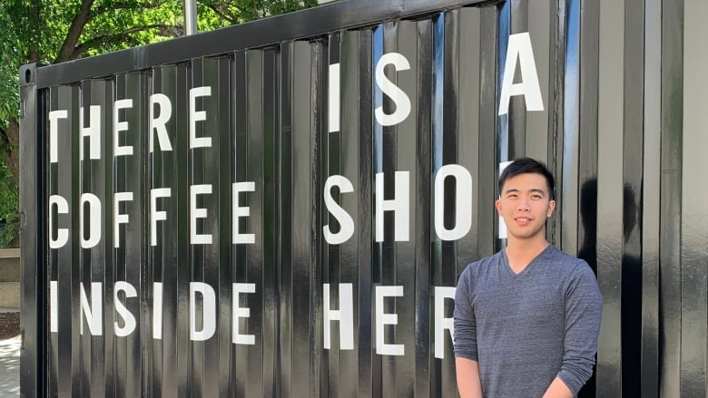 Java pop-up in a little box: new Edmonton coffee shop built in shipping container