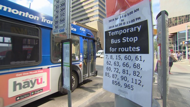 Downtown bus detours revised in effort to reduce traffic congestion