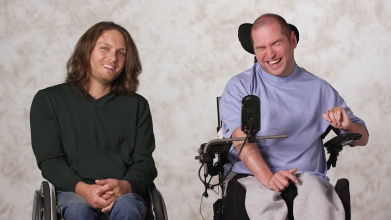 CBC's new series poses candid questions to wheelchair users