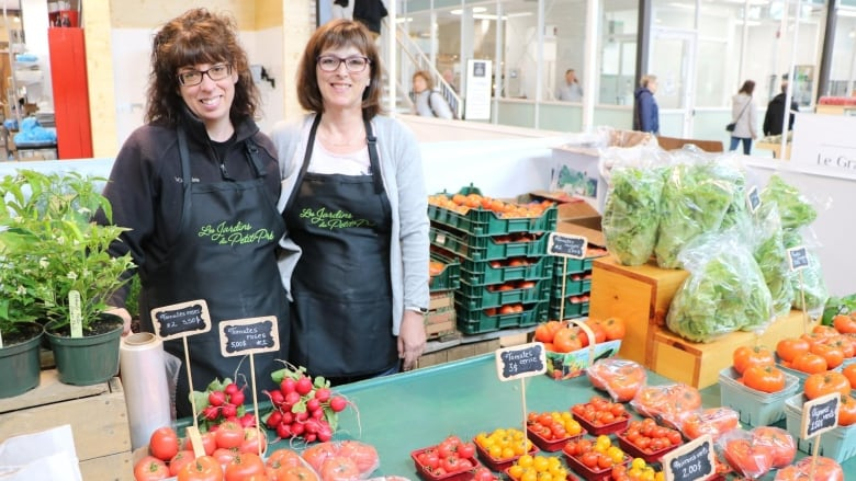 Quebec City's new farmers' market a hit with vendors and customers