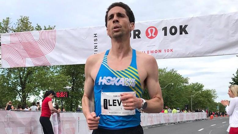 Canadian marathon record holder Cam Levins 5th in Toronto 10K