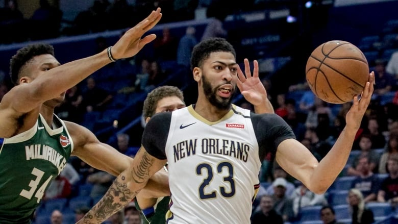 Analyzing both sides of the Anthony Davis trade