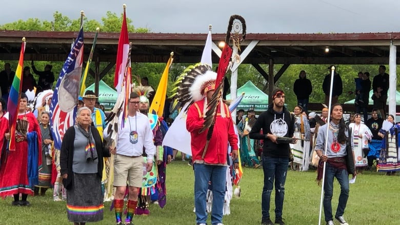 'We're the most marginalized group in Canada': 2-spirit people seek supports