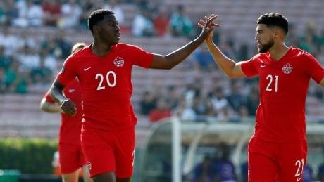 Gold Cup Canada Martinique Soccer