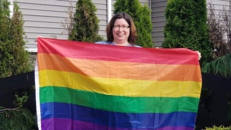 Pride flag taken from Langley resident's front lawn after neighbour's complaint