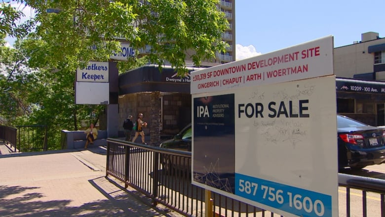 Dwayne's Home operator worried about future with building up for sale