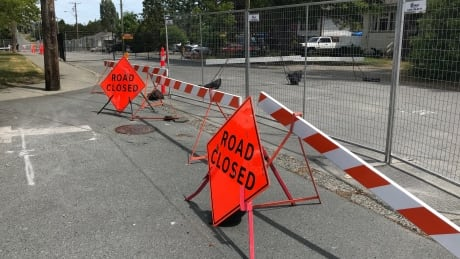 Pothole-turned-sinkhole a headache for Saanich neighbourhood