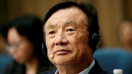 Huawei founder says revenue will be billions below forecast