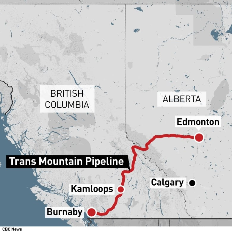 trans mountain pipeline - Disappointment, 'humiliation': B.C. politicians react to Trans Mountain court decision