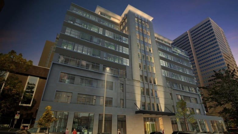 Office buildings turn to apartments, bring downtown Calgary back to life